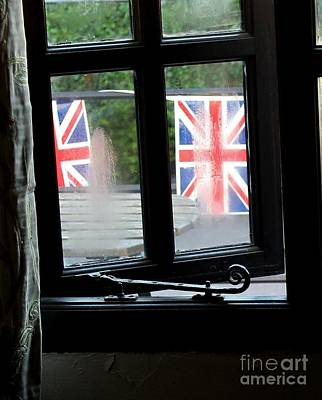 Photograph - Looking Out The Pub's Window by Rene Triay Photography