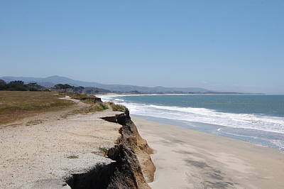 Photograph - Looking Toward Half Moon Bay by Carolyn Donnell
