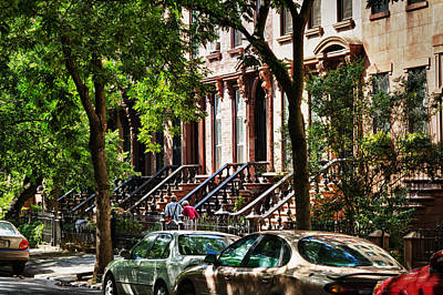 Photograph - Looks So Brooklyn by Val Black Russian Tourchin