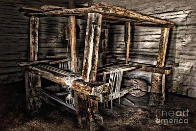 Photograph - Loom by Danuta Bennett