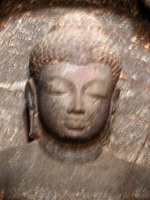 Photograph - Lord Buddha-2 by Anand Swaroop Manchiraju