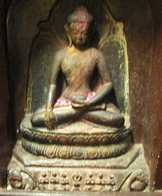 Photograph - Lord Buddha by Anand Swaroop Manchiraju