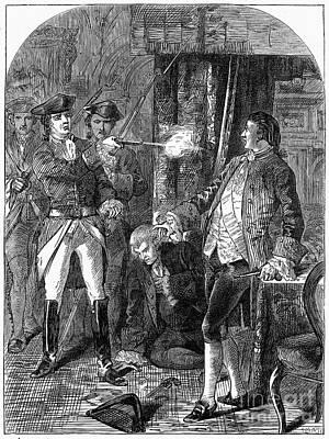 Lord Edward Fitzgerald Art Print by Granger
