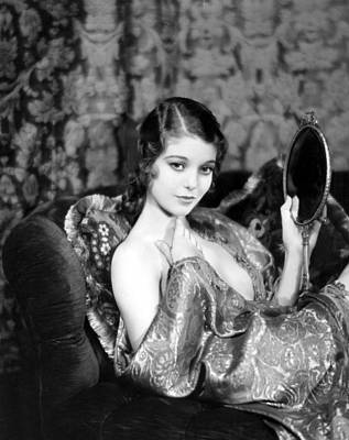 Publicity Shot Photograph - Loretta Young, Warner Brothersfirst by Everett