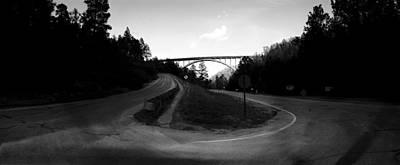 Los Alamos Lab Bridge Original by Jan W Faul