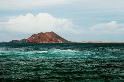 Corralejo Photograph - Los Lobos Island by © Nico Piotto