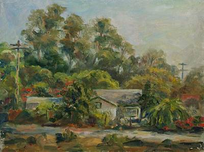 Painting - Los Rios Afternoon by Edward White