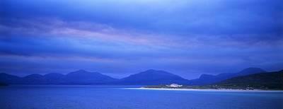 Losgaintir Beach, Harris, Scotland Art Print
