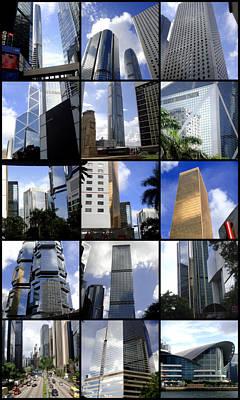 Photograph - Lost In Hong Kong by Roberto Alamino