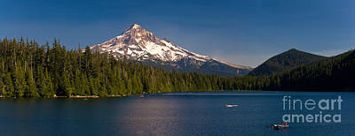 Mount Hood Photograph - Lost In Summer by Matt Tilghman