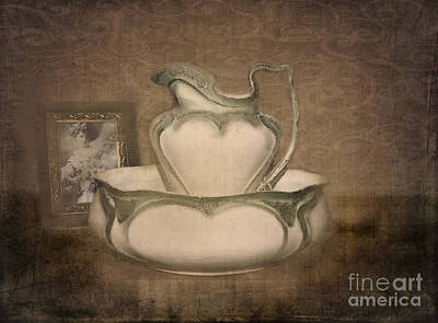 Old Pitcher Digital Art - Lost In Time by Betty LaRue