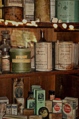 Photograph - Lotions And Potions by Diane montana Jansson