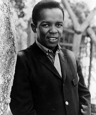 Crooner Photograph - Lou Rawls 1933-2006, Circa 1965. Csu by Everett