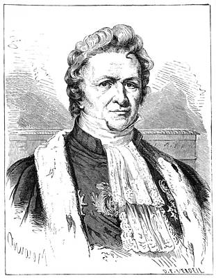 Louis-jacques Thenard, French Chemist Art Print by