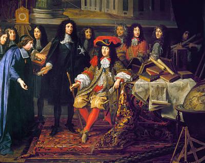 Photograph - Louis Xiv (1638-1715) by Granger
