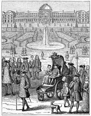 Louis Xv Photograph - Louis Xv (1710-1774) by Granger