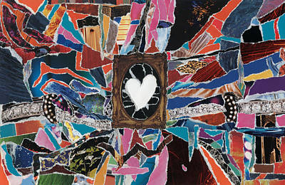 Veterans Day Mixed Media - Love Always Pure by Kenneth James