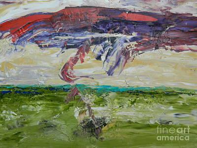 Painting - Love Bomb by Kat Kemm