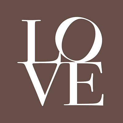 Love In Chocolate Art Print by Michael Tompsett