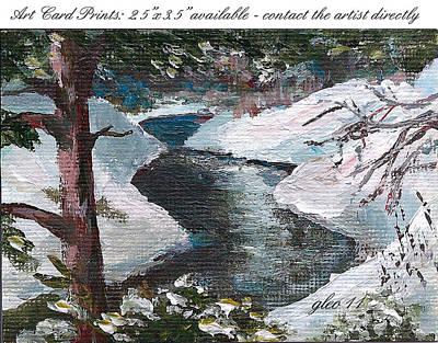 Painting - Love Keeps Flowing by George Richardson