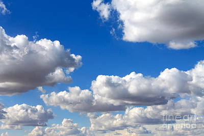 Photograph - Love Them Clouds by Pamela Walrath