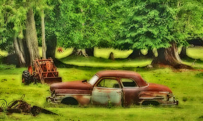 Photograph - Loved This Car by Dale Stillman