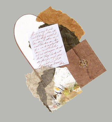 Day Care Mixed Media - Loveletters 7 by Phillip  Jaeger