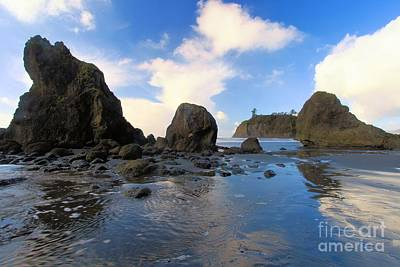 Photograph - Low Tide by Adam Jewell
