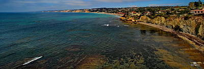 La Jolla Photograph - Low Tide At La Jolla Shores by Russ Harris