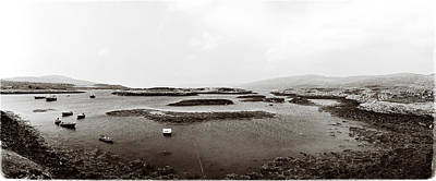 Photograph - Low Tide At Lagganulva by Jan W Faul