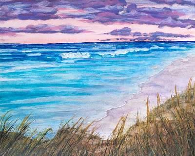 Painting - Low Tide by Jeanette Stewart