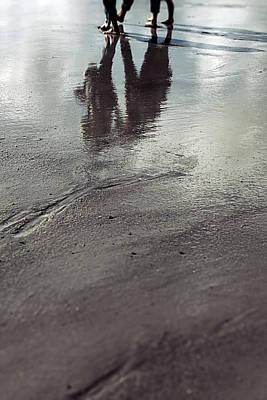 Low Tide Art Print by Joana Kruse
