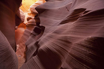 Photograph - Lower Antelope Canyon Corridor by Gregory Scott