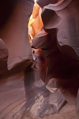 Photograph - Lower Antelope Canyon Portal by Gregory Scott