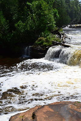 Photograph - Lower Tahquamenon Falls Lll by Michelle Calkins