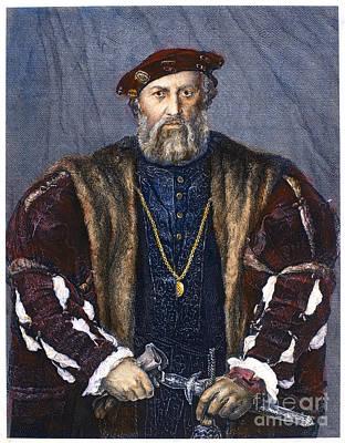 Ludovico Sforza (1452-1508) Art Print by Granger