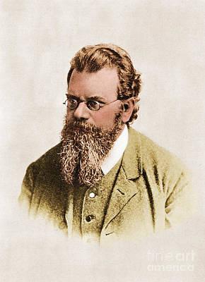 Ludwig Boltzmann, Austrian Physicist Art Print