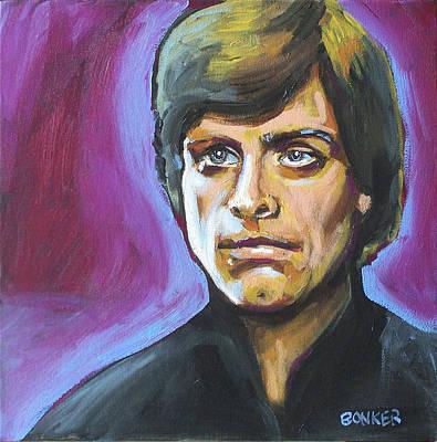 Luke Skywalker Art Print by Buffalo Bonker