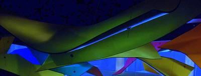 Luminescent Digital Art - Luluminous 1 by Randall Weidner