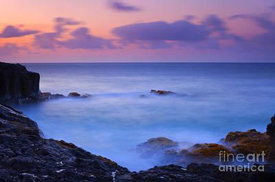North Shore Photograph - Lumaha'i Peace by Mike  Dawson