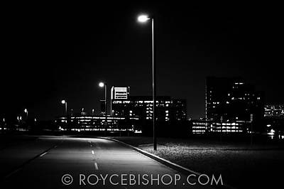 Photograph - Luminary by Royce Bishop