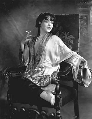 Lupe Velez, Circa 1920s Print by Everett