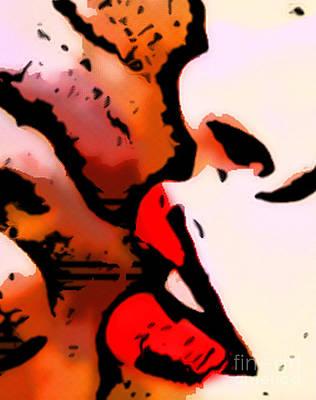 Lust Art Print by Rpics Rpics