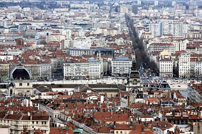 Lyon Photograph - Lyon by Luiz Felipe Castro