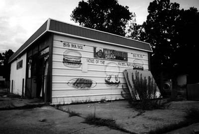 Photograph - Ma Deas Soul Food Grill by Doug Duffey