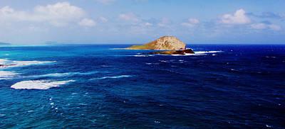 Photograph - Macapu'u Islands by Brad Scott