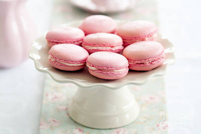 Photograph - Macarons by Ruth Black