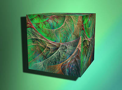 Dimensions Digital Art - Machinetosh Root by Betsy Knapp
