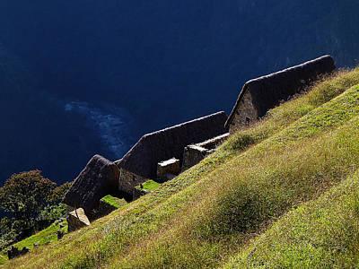 Photograph - Machu Picchu Peru 5 by Xueling Zou