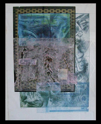 Macro Economics Bankruptcy To Chaos Art Print